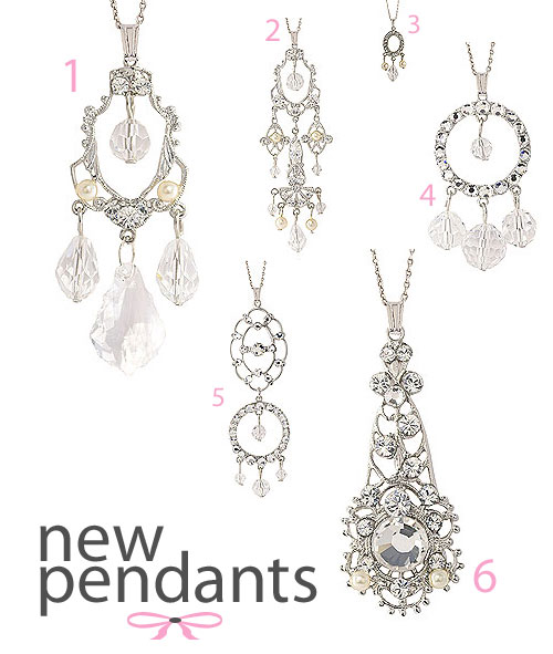 Pendants on Pretty Chandelier Pendants   The Tiara Blog
